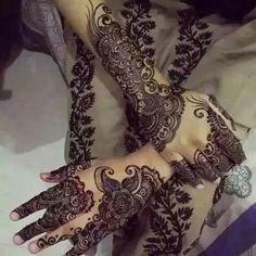 Handful mehndi