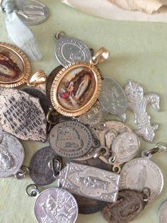 Vintage French Medals FleaingFrance