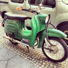 scooter, berlin