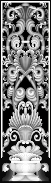 Image result for 浮雕灰度图 Alpha Art, Grayscale Image, 3d Cnc, 3d Panels, Cnc Wood, Grey Doors, Wood Carving Patterns, Wax Paper, Zbrush