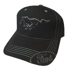Roush Automotive Collection Store - Ford Mustang Black Hat (2874), $25.00 (http://store.roushcollection.com/ford/ford-mustang-black-hat-2874/)