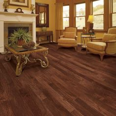 Home Legend Hand Scraped Moroccan Walnut 3/8 in. Thick x 4-3/4 in. Wide x 47-1/4 in. Length Click Lock Hardwood (24.94 sq.ft/case)-HL116H - The Home Depot