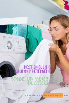 Best Smelling Laundry Detergent: Spice Up Your Clothes
