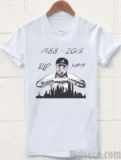 RIP A$AP Yams Tshirt //Price: $14.50    #clothing #shirt #tshirt #tees #tee #graphictee #dtg #bigvero #OnSell #Trends #outfit #OutfitOutTheDay #OutfitDay