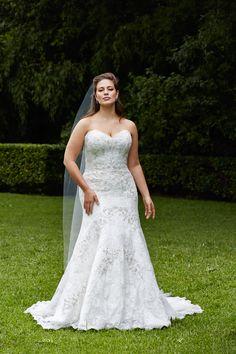 Wtoo Jolene gown #weddingdress #spring2015