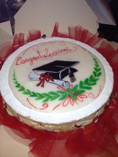 """Cake Ristorante """"Piccolo Arancio"""" #Rome"""