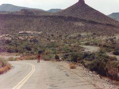 Route 66 en roller benoît Boyer