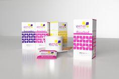 Tea Package & Identity Design by Ingrafico Team, via Behance