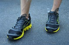 Men's Reebok Running Shoes = awesome