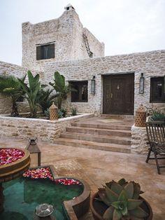 La Villa Anouk, à Essaouira - Le Maroc de Tamy Emma Pepin: retour en images