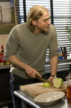 Charlie Hunnam ...The Ledge