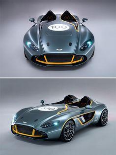 Aston Martin CC100 Speedster at werd.com