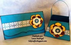 Tarjetas Boutique Galy Crafts