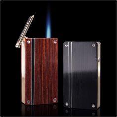 Bật lửa cảm ứng Promise vân gỗ - Mã SP: BLP014