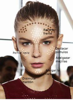 Makeup by Yully : CONTORNOS, PERFILACIÓN E ILUMINACIÓN PERFECTOS!!