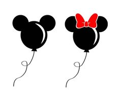 Here you find the best free Mickey Balloon Silhouette collection. You can use these free Mickey Balloon Silhouette for your websites, documents or presentations. Disney Diy, Disney Snacks, Disney Crafts, Mickey Mouse Balloons, Disney Balloons, Mickey Mouse Wallpaper, Disney Wallpaper, Silhouette Designer Edition, Tattoo Minnie