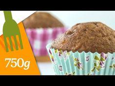 Recette de Carrot cake sans gluten et sans lactose - 750 Grammes - YouTube
