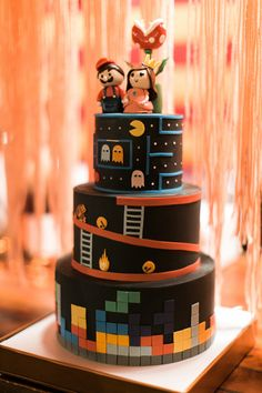 510 Best Video Game Cakes images  Video game cakes