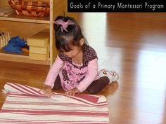 It is important to take time to outline the goals of your Primary Montessori program. These goals should encompass the core of Montessori, and not the specific details of the prepared environment or the 'themes' you wish to cover. Montessori Theory, Montessori Education, Learning Resources, Fun Learning, Kids House, Children's House, Cultural Events, Drawing Lessons, Home Schooling