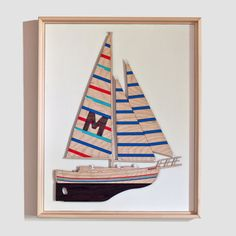 Custom Boat Frame