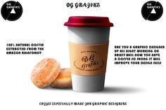 Fabio's Coffee Cup Packaging by Deusgeneral