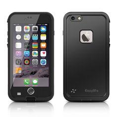 iPhone 6 - Ultra Durable Waterproof 6.6', ShockproofCase in Assorted Colors