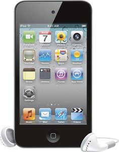 Apple MC544LL/A iPod Touch 4th Gen 32GB MP3 Player from CowBoom $99.99