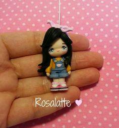 little girl pin
