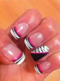 shellac nail art - Google Search