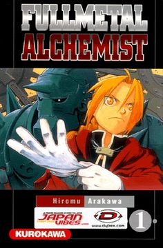 Fullmetal Alchemist Tome 1 - Hiromu Arakawa