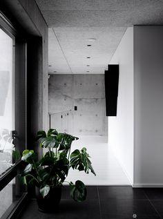 betonitalo-photo-krista-keltanen-08 Modern Rustic, Interior And Exterior, Villa, Contemporary, House, Gallery, Future House, Home, Roof Rack