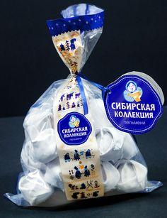 Russian Pelmeni packagingArt and design inspiration from around the world – CreativeRoots