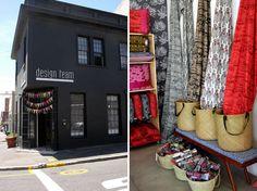 desDesign Team Cape Town showroomign team