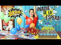 ¡¡¡EXPLOSIVA SORPRESA!!! Caja Scrapbook y Pastel para Envolver tus Regalos. SUSIDEAS - YouTube