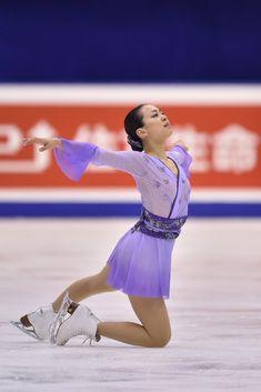 Mao Asada Photos - 2015 Japan Figure Skating Championships - Day 3 - Zimbio