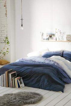 Bedroom Ideas • Deny Designs Monika Strigel For Deny Within The Tides Duvet Cover