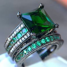 Ring Collection Auction on 2015-04-23 | Tophatter