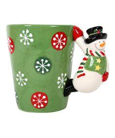 ANOTHER CUTE SNOWMAN CHRISTMAS MUG!
