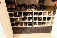 organizar shoes
