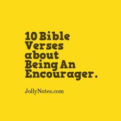 490 Best Inspirational Bible Verses (Jolly Bible Notes
