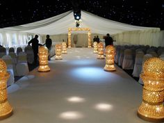 Wedding Marquee ideas, Marquees for Weddings Ideas and Inspirations