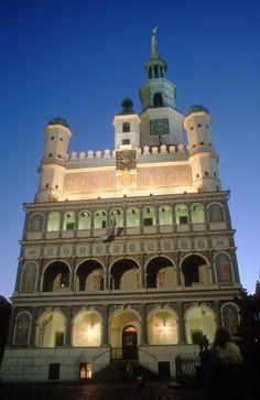Poznan is de hoofdstad van Wiekopolska, oftewel Groot Polen.
