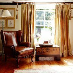 O frumoasă amenajare rustică într-o casă din sec. al XVI-lea