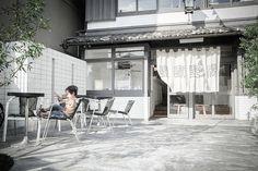 Cafe Style Resort SAGANOYU 嵯峨野湯 / Kyoto