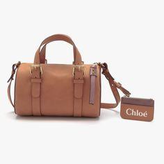 Chloe Handbags Sam Bowling Duffle Satchel