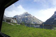 A passing view....Matterhorn, SUI