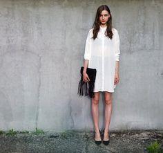 Maria J. - Classy white