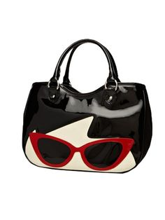 Lulu Guinness Bag Grease Inspired Accessories Spring 2017 Style Vogue