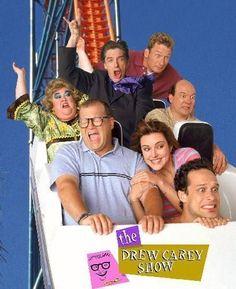 The Drew Carey Show Poster Standup 4inx6in