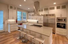 Pemberton Residence - contemporary - kitchen - austin - by Butter Lutz Interiors, LLC